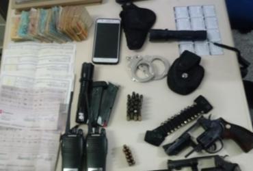 Suspeito de praticar agiotagem é preso no município de Iaçu