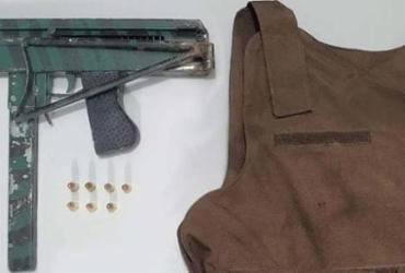 Suspeito de atirar em viatura é morto após confronto com a PM em Pirajá | Divulgação | SSP