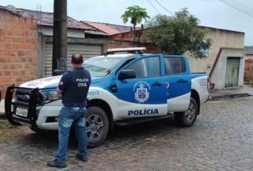 Suspeito de sequestrar as duas filhas é preso em Senhor do Bonfim