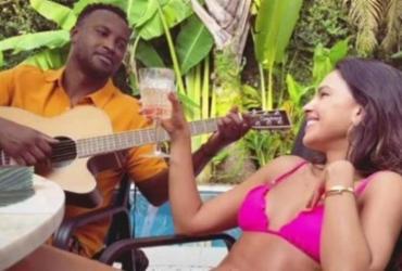 Thiaguinho e Mariana Rios aparecem juntos em vídeo e seguidores torcem pelo casal | Instagram