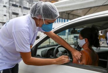 Vacinação de pessoas com comorbidades de 40 anos ou mais tem início nesta quinta | Divulgação | Prefeitura de Salvador