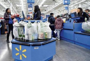 Walmart tem lucro líquido de US$ 2,73 bilhões no 1º trimestre de 2021 | Reprodução