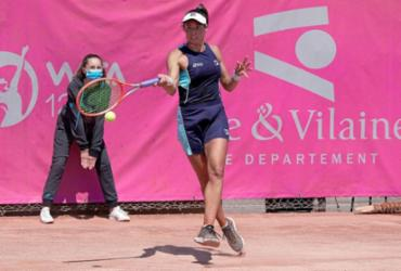 Dupla de Stefani avança às semifinais do WTA de Saint Malo, na França |