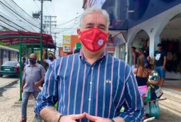 Zé Neto crítica truculência da prefeitura de Feira de Santana contra ambulantes