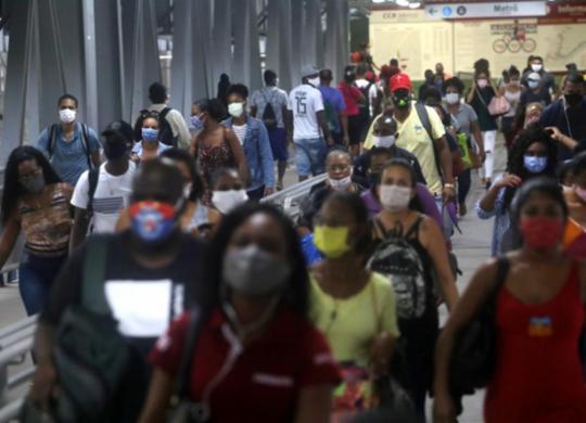 Bahia registra 47 mortes e 1.941 novos casos da Covid-19 em 24h | Felipe Iruatã | Ag. A TARDE