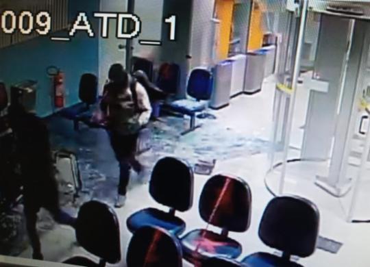 Três agências bancárias são explodidas por criminosos em Correntina | Reprodução