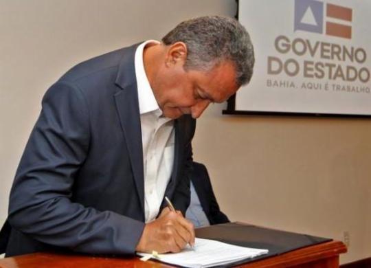 Governo do estado celebra assinatura de novos consórcios na área ambiental | Divulgação | Gov-BA