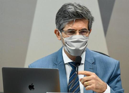 Teich diz à CPI que Brasil poderia ter comprado mais vacinas | Divulgação