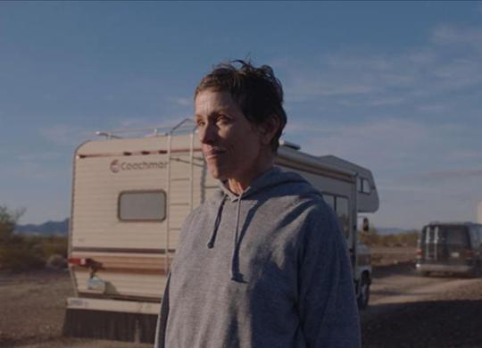 Grande vencedor do Oscar 2021, Nomadland chega aos cinemas e lança luz sobre os nômades americanos | Divulgação