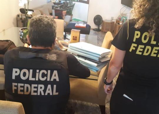 Polícia Federal cumpre mandados para recuperar ações penais em Ilhéus | Divulgação
