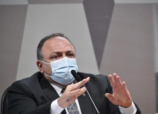 Randolfe confirma Pazuello em lista de investigados pela CPI da Covid-19 | Leopoldo Silva | Agência Senado