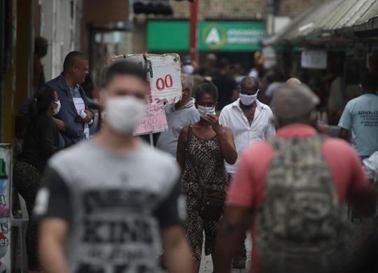 Bahia registra 1 morte e 243 casos de Covid-19 em 24h | Felipe Iruatã | Ag. A TARDE