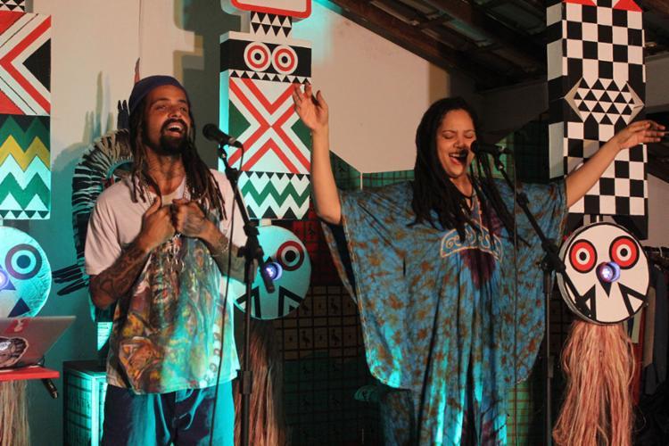 Vários artistas participam do disco para mostrar a beleza existente no encontro das três matrizes formadoras do povo brasileiro
