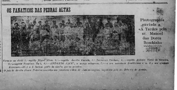 História de Antônio Jacu apresenta detalhes interessantes - Foto: Cedoc A TARDE