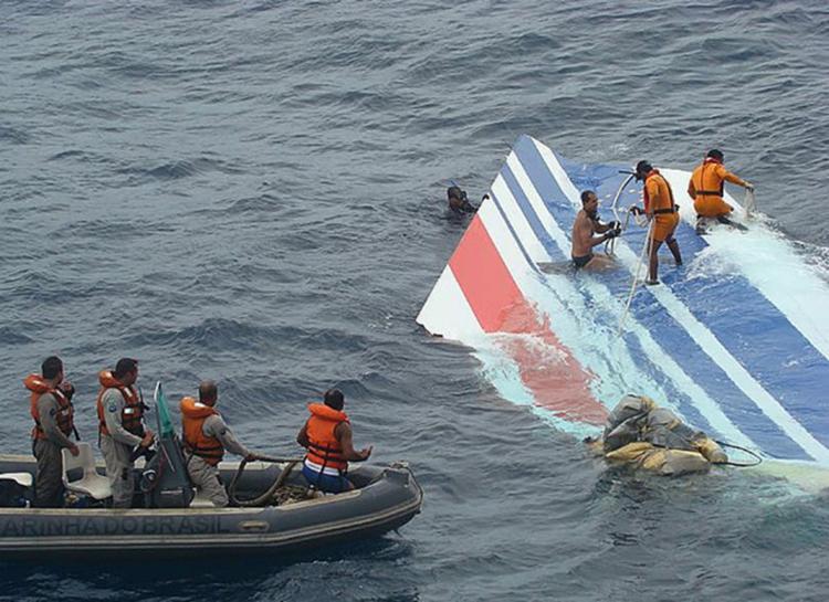Avião caiu no Oceano Atlântico em 2009 e matou 228 pessoas I Foto: The New York Times - Foto: The New York Times