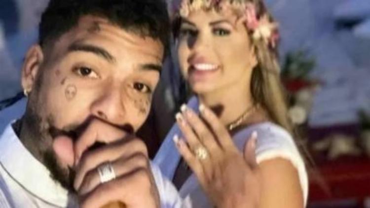 O cantor havia se casado com a advogada Deolane Bezerra, no dia 26 de abril, na cidade de Cancun, no México | Foto: Reprodução | Instagram - Foto: Reprodução | Instagram