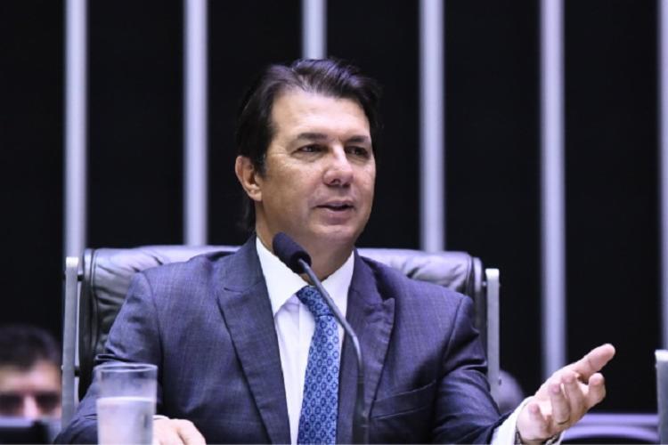 Críticas do parlamentar foram feitas ao comentar uma publicação de Rui   Foto: Divulgação - Foto: Divulgação
