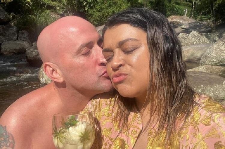 Em suas redes sociais, a cantora Preta Gil postou uma foto com Paulo Gustavo, acompanhada de um texto | Foto: Reprodução | Instagram - Foto: Reprodução | Instagram