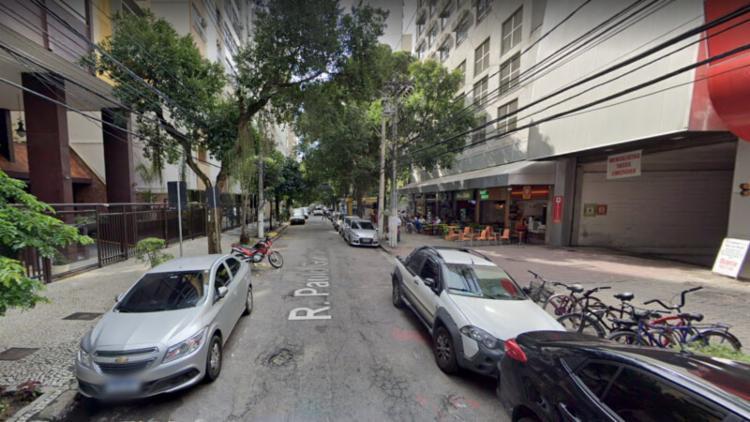 Rua já aparece no serviço do Google Maps   Foto: Reprodução   Street View - Foto: Reprodução   Street View