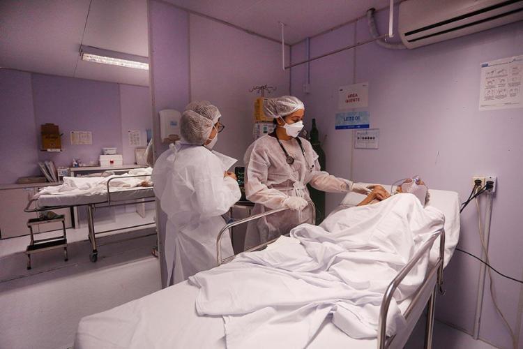 O número total de óbitos por Covid-19 na Bahia desde o início da pandemia é de 25.197 | Foto: Olga Leiria | Ag. A TARDE - Foto: Olga Leiria | Ag. A TARDE