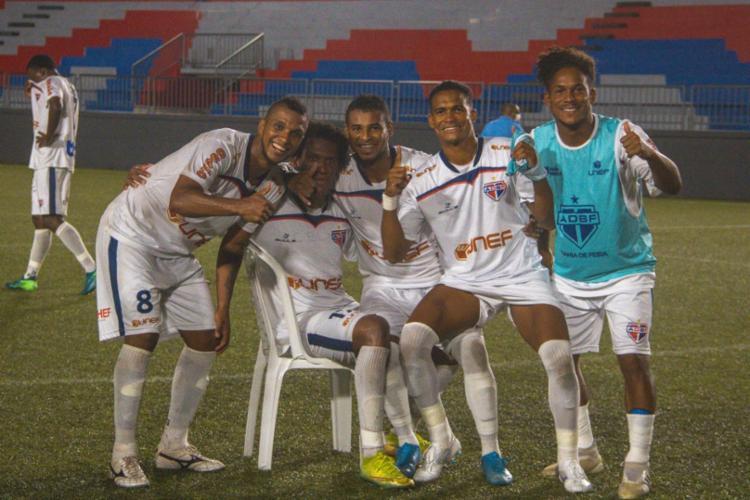 Bahia de Feira tenta conquistar o segundo título de campeão baiano; primeira vez foi em 2011 - Foto: Divulgação