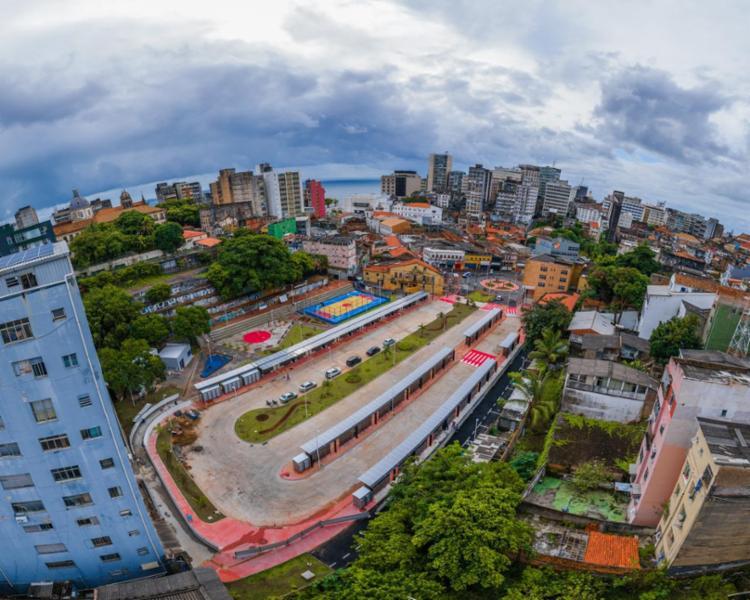 Projeto foi elaborado pela Fundação Mário Leal Ferreira (FMLF), em conjunto com a comunidade | Foto: Igor Santos | Secom - Foto: Igor Santos | Secom
