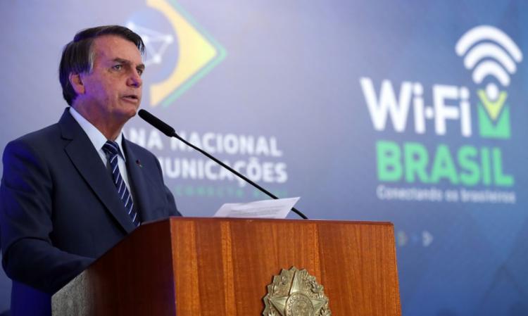 Presidente discursou em evento no Palácio do Planalto | Foto: Marcos Corrêa | PR - Foto: Marcos Corrêa | PR