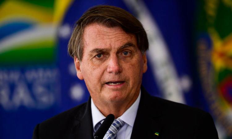 Bolsonaro disse não acreditar que o Congresso aprove o projeto   Foto: Marcelo Camargo   Agência Brasil - Foto: Marcelo Camargo   Agência Brasil