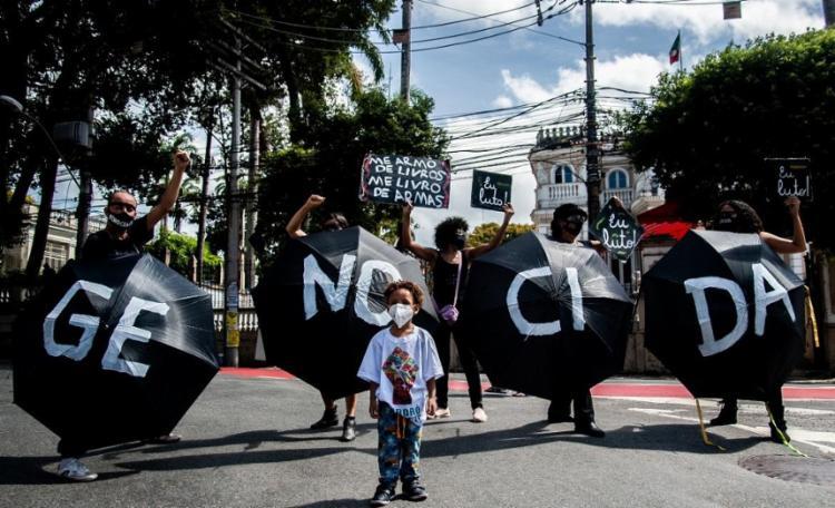 Em Salvador, concentração do ato está marcada para às 14h no Largo do Campo Grande | Foto: Felipe Iruatã | Ag. A TARDE - Foto: Felipe Iruatã | Ag. A TARDE