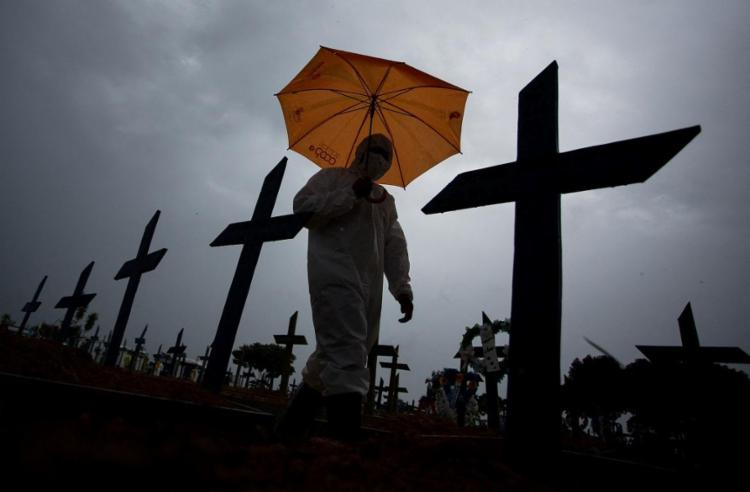 Número de recuperados atinge marca de 95%, com 19,8 milhões | Foto: Michael Dantas | AFP - Foto: Michael Dantas | AFP