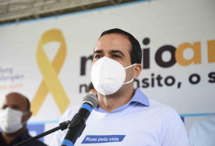 De acordo com o gestor, orientação da pasta ministerial de aplicar vacinas retidas causou atraso - Foto: Betto Jr./Secom