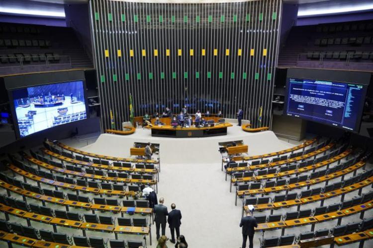 Em boa hora, a Câmara dos Deputados aprovou esta semana o novo texto-base revogando diretrizes e preservando o Estado Democrático | Foto: Pablo Valadares | Câmara dos Deputados - Foto: Pablo Valadares | Câmara dos Deputados