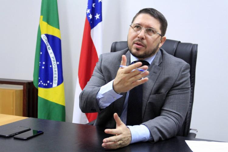 Após romper com governador Wilson Lima, Carlos Filho afirmou que alinhamento com Bolsonaro causaram crise | Foto: Divulgação - Foto: Divulgação