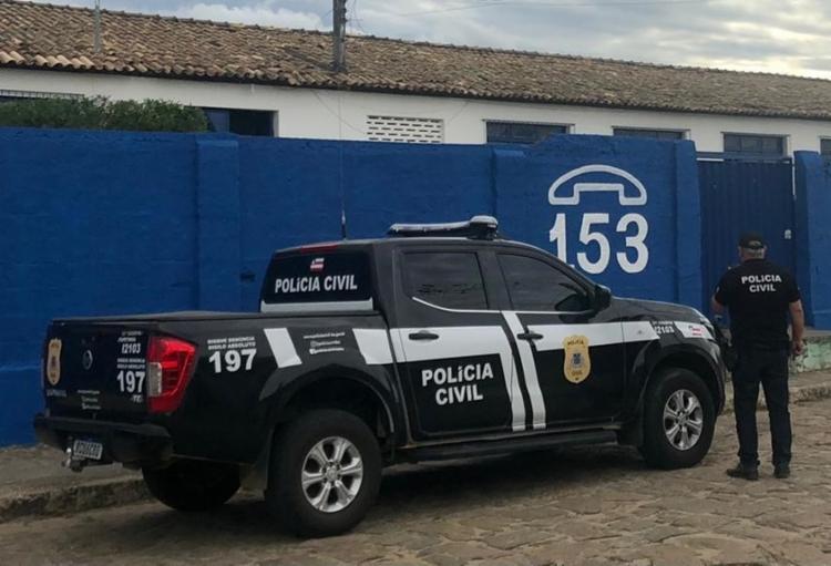 Caso aconteceu na cidade de Itambé | Foto: Divulgação | Polícia Civil - Foto: Divulgação | Polícia Civil
