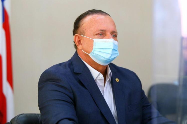 Os sintomas são leves, mas o chefe do Legislativo estadual vai ficar sob quarentena   Foto: Divulgação   Alba - Foto: Divulgação   Alba