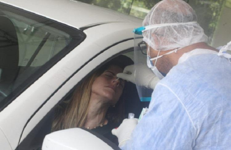 A taxa de letalidade da Covid-19 no território baiano corresponde a quase 2,17% do total de diagnósticos | Foto: Divulgação | Sesab - Foto: Divulgação | Sesab