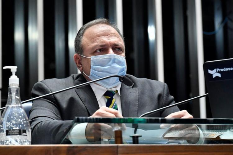 Tribunal avalia se houve omissão do ex-ministro na gestão da pandemia | Foto: Pedro França | Agência Senado - Foto: Pedro França | Agência Senado