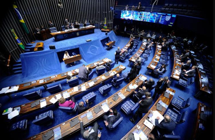 Senado Federal - Foto: Marcos Oliveira I Senado Federal