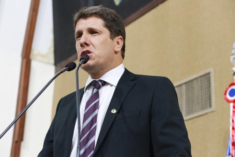 O presidente da UPB e prefeito de Jequié, Zé Cocá (PP), destacou a importância de estimular a geração de emprego e renda nos municípios | Foto: Reprodução - Foto: Reprodução