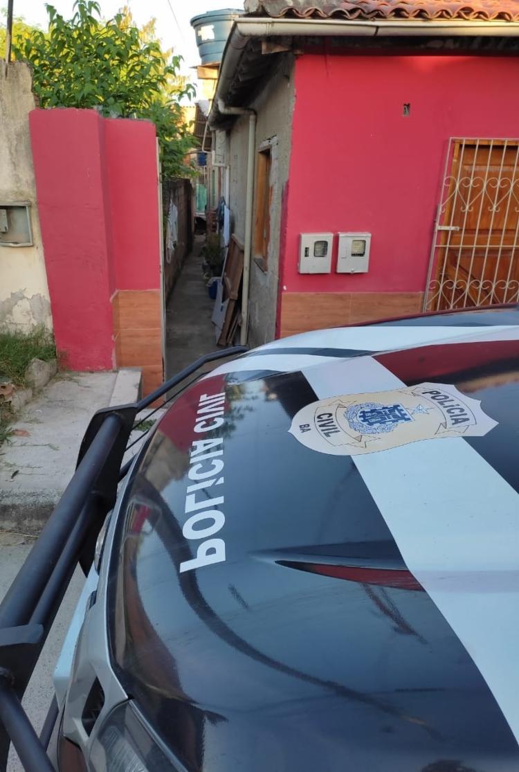 Crime teria ocorrido no bairro Lomanto | Foto: Divulgação | Polícia Civil - Foto: Divulgação | Polícia Civil