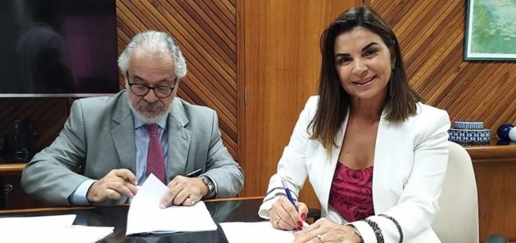 Desembargadora Dalila Andrade fala sobre os desafios do Tribunal Regional do Trabalho - Foto: Divulgação