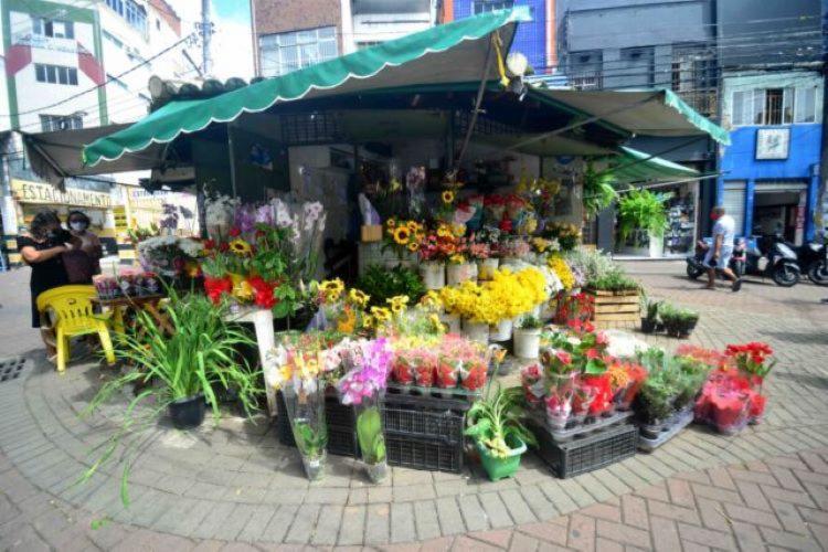 Mercado das Flores vai funcionar neste domingo de 8h às 13h I Foto: Secom - Foto: Secom
