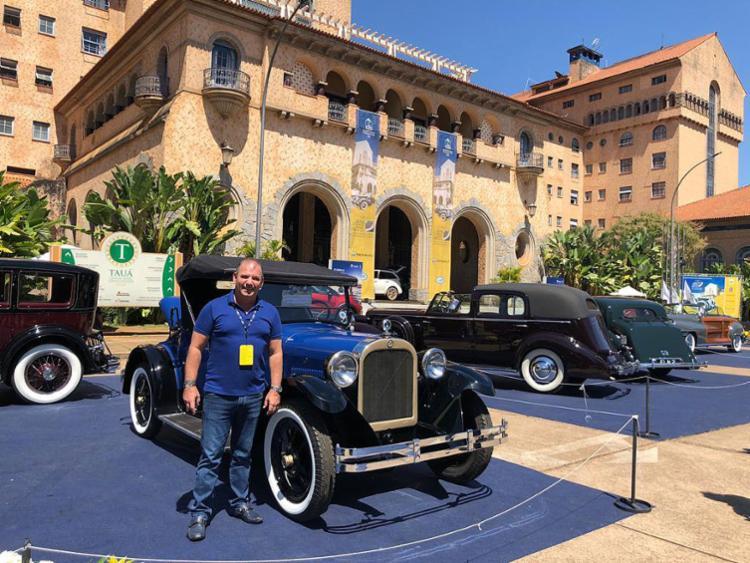 Dodge Brothers, de 1925, um dos favoritos de Jorge Cirne Filho | Fotos: Divulgação - Foto: Divulgação
