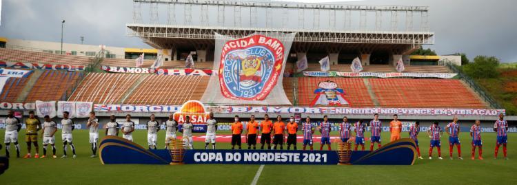 Esquadrão e Vozão se enfrentam neste sábado, 8, em Fortaleza | Foto: Felipe Oliveira | E.C.Bahia - Foto: Felipe Oliveira | E.C.Bahia