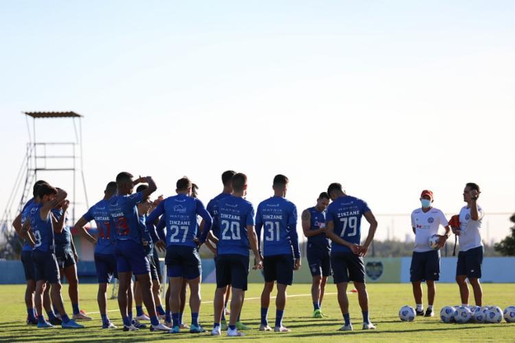 Bahia estreia neste sábado, às 20h, contra o Santos, no estádio de Pituaçu | Foto: Felipe Oliveira | EC Bahia - Foto: Felipe Oliveira | EC Bahia