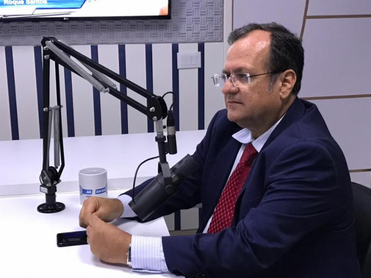 Novo secretário de Turismo estadual, Maurício Bacelar, se reuniu com empresários - Foto: Divulgação