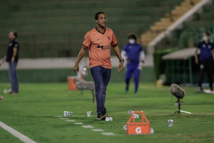 Rubro-Negro ficou no empate contra o Gurani   Foto: Denny Cesare   Divulgação   EC Vitória - Foto: Denny Cesare   Divulgação   EC Vitória