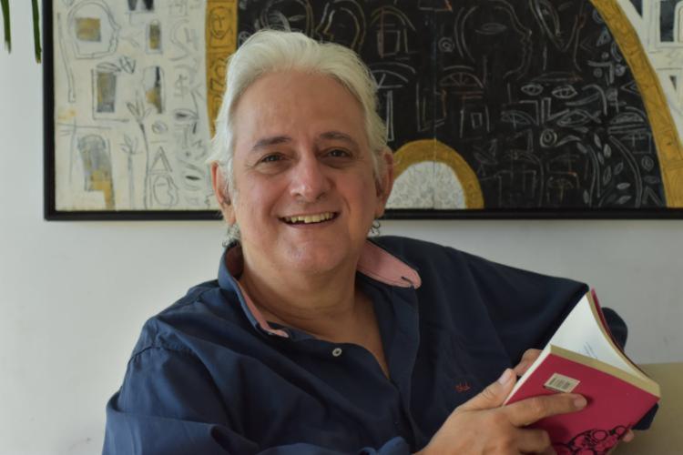 Fernando Oberlaender (foto) é o editor e organizador da obra | Foto: Divulgação - Foto: Divulgação