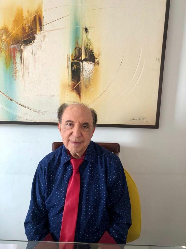 Psiquiatra e psicoterapeuta, Dr. Antônio Pedreira ter cuidado com a depressão - Foto: Divulgação