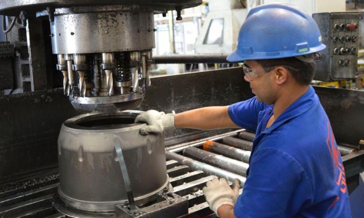 A estimativa para o setor em 2021 é de crescimento de 13,5% | Foto: Paulo José | CNI - Foto: Paulo José | CNI